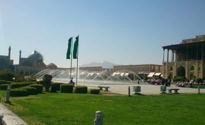 place royale d'Ispahan
